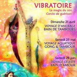 Voyage sonore et chamanique 2019