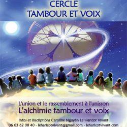 Cercle Tambours et Voix près de Bordeaux